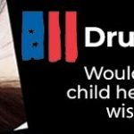 Drug Free NJ ad